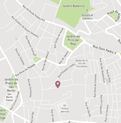Mapa-AcademiaCienciasLisboa