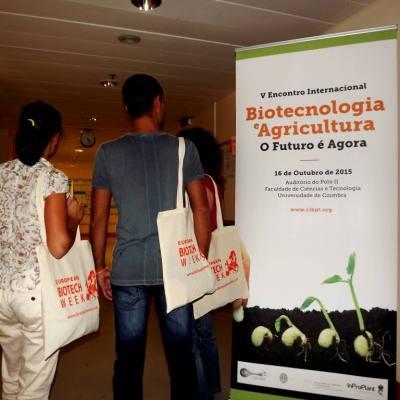 Documentação do V Encontro – Biotecnologia e Agricultura: O Futuro é Agora
