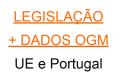 Legislação, Regulamentação e Dados das Culturas Transgénicas na UE em em Portugal