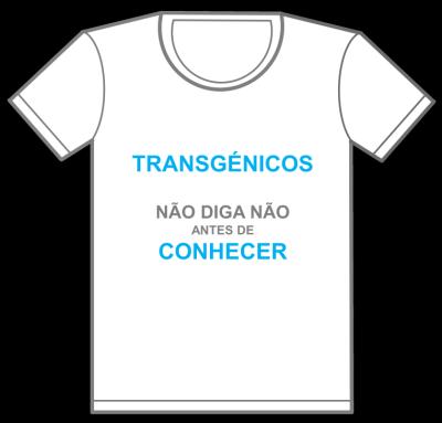TRANSGÉNICOS | NÃO DIGA NÃO ANTES DE CONHECER