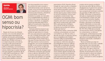 Opiniao Jaime Picarra - 5fev2016