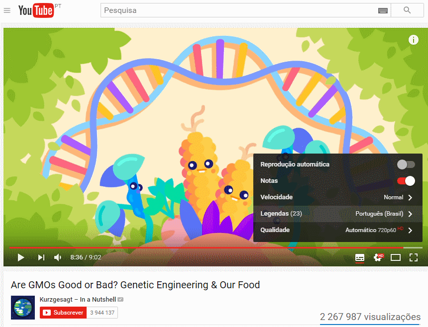 Video - GMO are Good or Bad