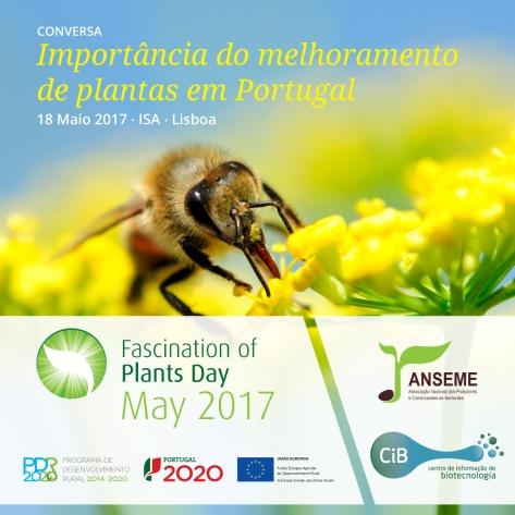Conversa -Fascinio Plantas - Anseme-CiB - 18maio2017