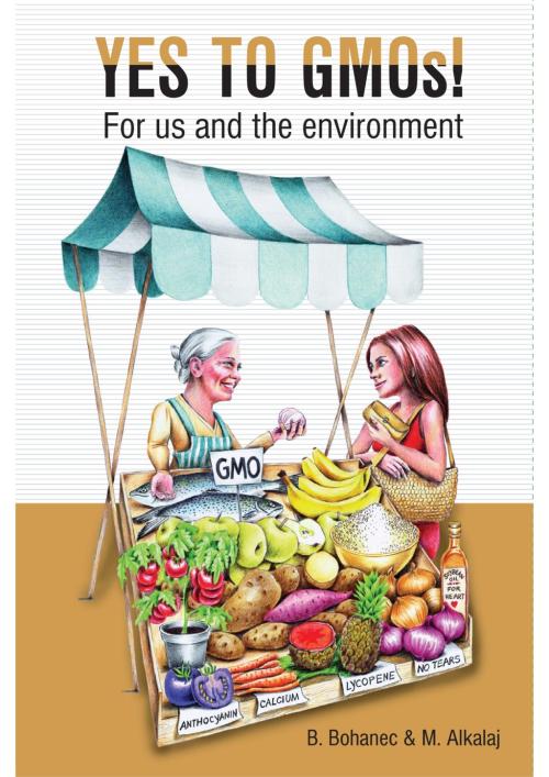 Livro - Yes to GMO